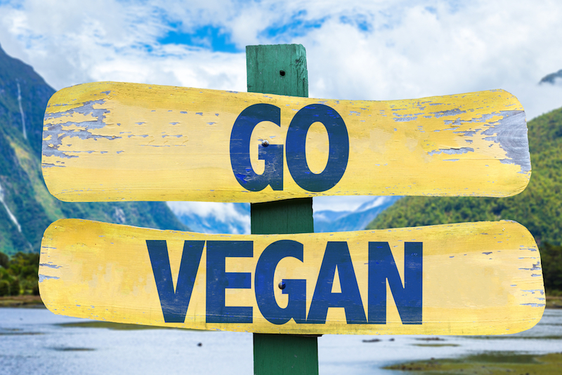 sign+that+reads+%22Go+Vegan%22