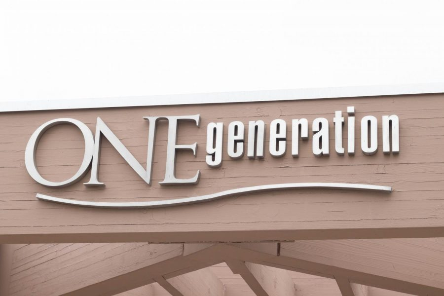ONEgeneration%27s+sign+on+its+building+in+Van+Nuys%2C+Calif.%2C+on+Wednesday%2C+April+21%2C+2021.+The+organization+hosted+a+pop-up+clinic%2C+which+provided+300+vaccinations+to+members+of+the+community.