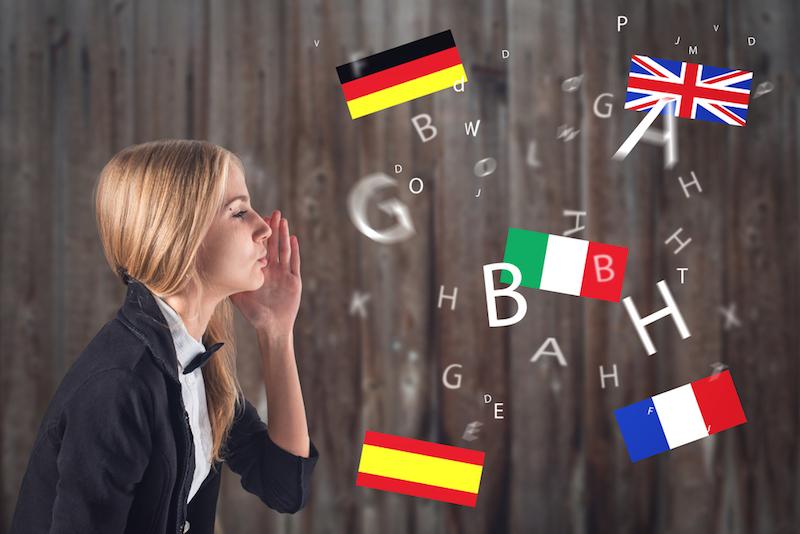 Foreign+Language.+Concept