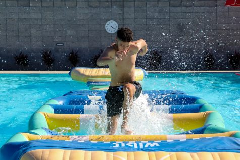 SRC's 'Wipeout Workout' returns