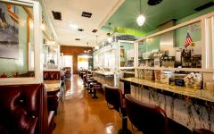 The interior of Joyce's Coffee Shop in Northridge, Calif. on Sept. 10, 2021.
